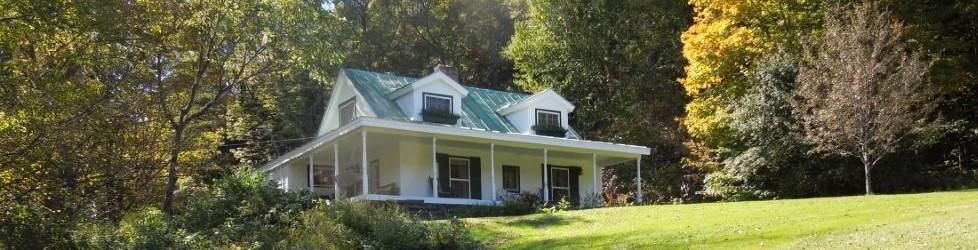 2 Luxury Farmhouses in Vermont